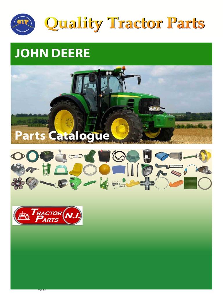 John Deere | sel Engine | Transmission (Mechanics) on