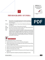 Physiography of India