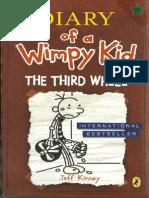 DiaryOfAWimpyKid TheThirdWheel
