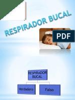 RESPIRADOR BUCAL
