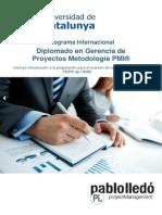 Diplomado en Gerencia de Proyectos