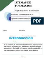 Sistem as de Informacion