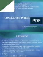 Curs 9. Conflictul Intergrupal