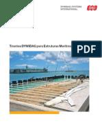 DSI Protendidos Tirantes DYWIDAG Para Estruturas Maritimas