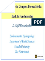 Hassanizadeh_Darcy's Law in Complex Porous Media-Back to Fundamentals