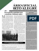 Diário Oficial de Porto Alegre 25-05-2005