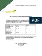 CARTA DE CIERRE DE CARDEX UAGRM