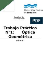 TP N°1 optica geometrica