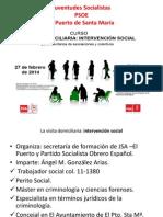 Curso Visita Domiciliaria Intervención Social