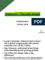 Videocon Electronics