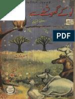 Uloo Kay Ghonslay Say-Saeed Lakth-Feroz Sons-1973