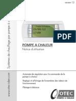 DT.42.02 Notice d'Utilisation Otec