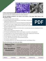 Five Deadliest Pandemics ORIGINAL