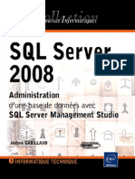 SQL Server 2008 - Administration