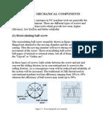 CNC Design Features