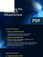 Analyzing the Existing IT Infrastructure