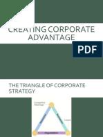 Creating Corporate Advantage