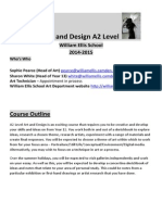 a2 art course handbook 2014 2015-2