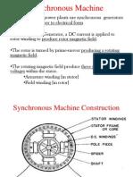 Synchronus Machine Stability