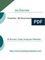 Al Brooks Overview 1 2