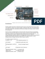 Mengukur Jarak + Suhu dengan Sensor Ultrasonik + LM35 dan Arduino