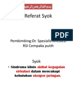 syok referat