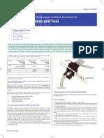 Eval Sulphur Measurement Analytical Techniques Gases Fuel