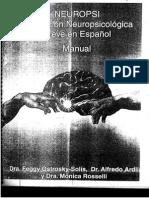Manual Neuropsi