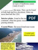 Remote Sensing Landforms and Mining