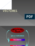 Vectores Algebra