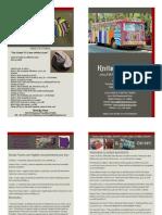 KBN 2014 Fall Newsletter #2