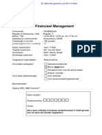 Regulier Tentamen FACBAE0124 Op 3