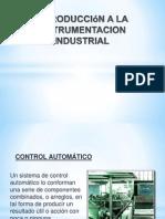 Introducción a La Instrumentacion Industrial