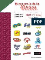 4-Directorio de La Confitería 2013-2014