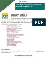 International Journal of Computer Networking and Communication (IJCNAC)