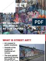 street art intro