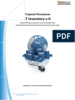 Proposal IT Inventory (General)