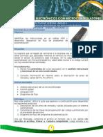 Desarrollo a Las Actividades de La Semana 2. de Diseño de Productos Electrónicos Con Microcontroladores. (Autoguardado)