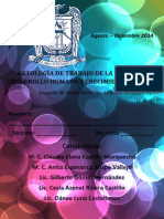 Antologia Desarrollo Humano 2014
