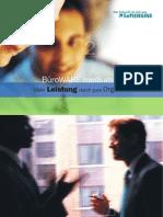 BüroWARE medium - Mehr Leistung durch gute Organisation