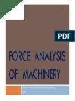 Force Analysis