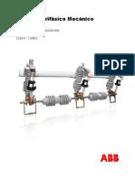 1ysa160003-Es Rev b - 3ph Autolink Manual de Instrucciones