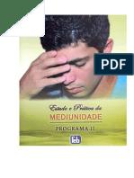 Estudo e Prática Da Mediunidade - Programa II (FEB)