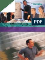 BüroWARE premium - Der Softwaremaßanzug für den Mittelstand