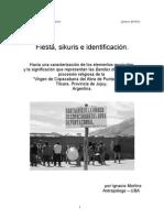 Fiesta Sikuris e Identificacion Por Ignacio Monino