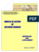 Manual Mgrrhh