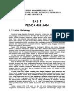 Kontroversi Yuridis Konstitusional Ruu Keistimewaan Yogyakarta Mengenai Pemilihan Gubernur Dan Wakil Gubernur