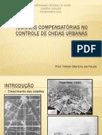 Técnicas Compensatórias No Controle de Cheias Urbanas