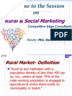 Rural Social Marketing-IIPM-Final-05.01.2012