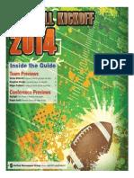 2014 Football Guide